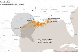 harvey to make landfall as cat 3 hurricane bring 40 inches of
