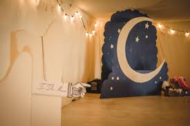 wedding backdrop ireland diy wedding stunning moon photo booth
