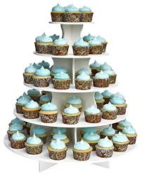 cup cake stands the smart baker 5 tier cupcake stand pro holds