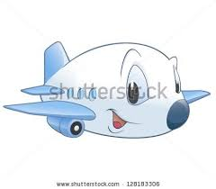 airplane cartoon download free vector art stock graphics u0026 images