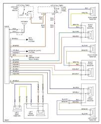 2000 audi a4 stereo wiring diagram 2000 wiring diagrams collection