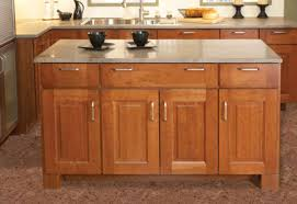 kitchen island with cabinets islands by wellborn cabinet inc birmingham by wellborn