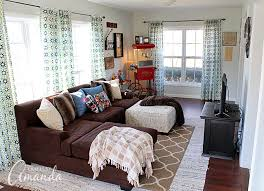 Movie Theater Family Room Makeover