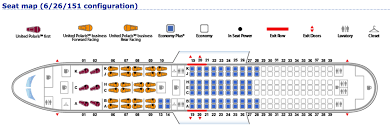 757 Seat Map First Look United U0027s New Polaris Business Seats On The 767