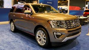2018 ford expedition 2017 chicago auto show youtube