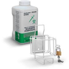 wall mounted sharps containers wastewise product specs