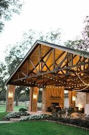 what is a wedding venue best 25 pavilion wedding ideas on no seating plans