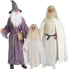 Gandalf Halloween Costume Lord Rings Costumes Fantasy Movie Costumes Brandsonsale