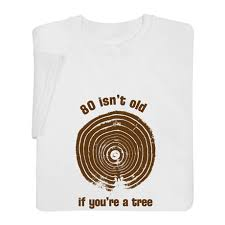 Tree Shirt Personalized Age Isn T If You Re A Tree Shirt At Signals Hm2768