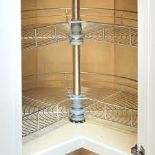 Vauth Sagel Corner Maxx Pie Cut Lazy Susan Set Mm Dia Silver - Lazy susan for kitchen cabinet corner