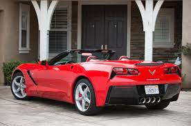 2014 corvette stingray convertible 2014 chevrolet corvette stingray convertible autoblog