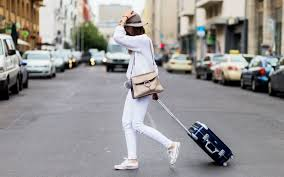 Comfortable Travel Shoes The Stylish Comfy Shoes That Celebrities Wear For Traveling