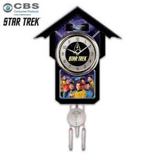 cuckoo clock star trek original series cuckoo clock