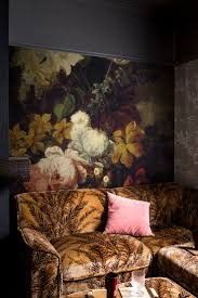 23 best dark florals images on pinterest wall murals bespoke spring mural the royal academy of arts collection shop bespoke canvases