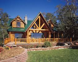 hiawatha log homes floor plans archives mywoodhome com