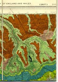 Map Of England And Wales by Bgs Geoheritage U2013 Images From The Collections Geological Survey