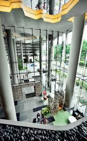 Hotel Interior Design Singapore Back To Nature With The Modern Designer Park Royal Hotel In