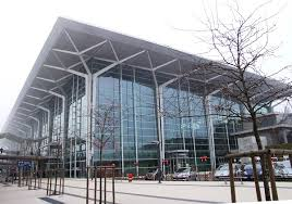 bureau de change mulhouse mulhouse basel airport terminal blotzheim 2003 structurae