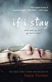 if i stay by gayle forman u2013 review children u0027s books the guardian