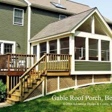 Roof For Patio Exterior Appealing Covered Patio Design Ideas With Gable Roof And