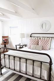 Black Wrought Iron Headboards by Best 25 Black Metal Bed Frame Ideas On Pinterest Black Metal