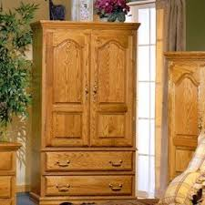 Armoire Drawers Corner Tv Armoire With Doors Foter