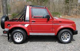 jeep suzuki samurai for sale 1993 suzuki samurai information and photos zombiedrive