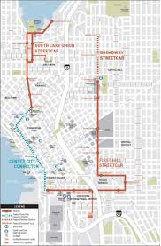 Seattle Police Map Safety Task Force To Review New Seattle Streetcar Plans U2013 Next City