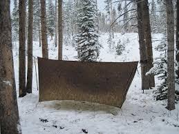 hunt this year winter hammock style bladeforums com