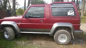 1992 daihatsu rocky daihatsu rocky turbo diesel se 1997 youtube