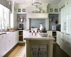 Curved Banquette Kitchen Traditional With U Shaped Kitchen Designs Kitchen Traditional With Blue Island