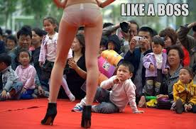 Chinese Kid Meme - like a boss weknowmemes