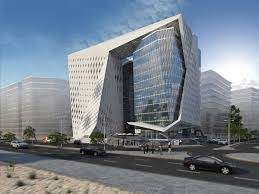 Building Designs Al Maadi Office Building By Hesham Essawy Cairo Egypt Awesome
