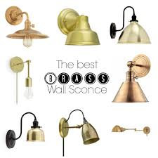 55 brass sconces bathroom brass wall sconces modern sconces