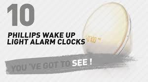 tecboss bedside l wake up light phillips wake up light alarm clocks new popular 2017 youtube