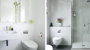 gray bathroom ideas large glass door alcove bathtub doubled shower