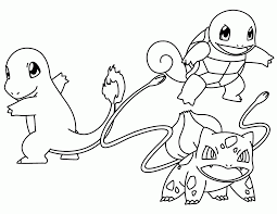 pokemon kanto coloring pages images pokemon images