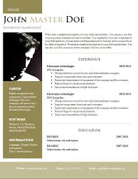 Sample Of Resume Doc by Download Resume Doc Haadyaooverbayresort Com