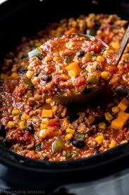 crock pot chili recipes that are perfect for game day huffpost