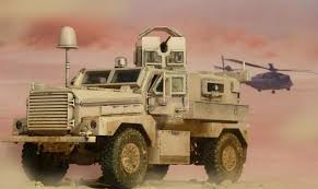 mrap the modelling news a cougar in the desert françois builds