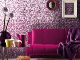 wall paint wall color palette examples lilac pink bedroom3 room