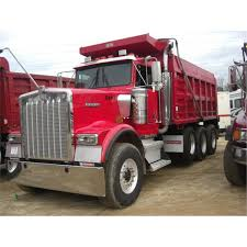 kenworth 4 sale 1999 kenworth w900 tri axle dump truck