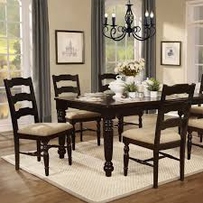 black dining room furniture sets wonderful oval dining room table