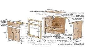 constructing kitchen cabinets diy cabinet plans pdf functionalities net