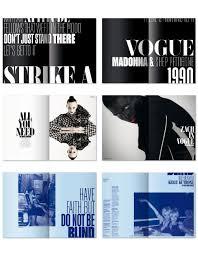 magazine layout graphic design fashion magazine type layout graphic design pinterest layouts