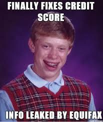 Credit Meme - i finally fixed my credit score meme on imgur