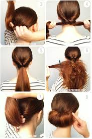 step by step easy updos for thin hair 33 best updo tutorials images on pinterest hair ideas hairstyle