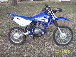 wts wtt 2005 yamaha ttr 125 dirtbike