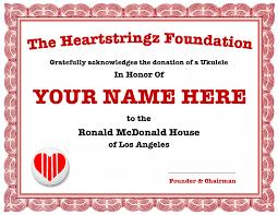 donate the heartstringz foundation inc