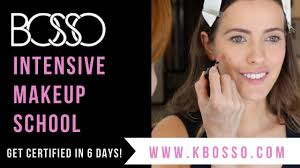 makeup school in become a certified makeup artist at bosso intensive makeup school